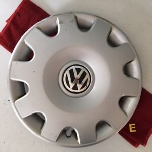E 1 2001 07 Vw Volkswagen Golf 15 20 Spoke Hubcap Wheel Cover 1j0601147h