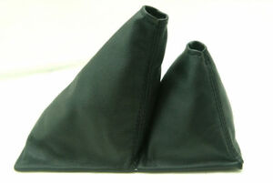Leather Shift Boot For 89 95 Toyota Truck 4x4 5spd Black