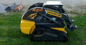 238 New Holland Skid Steer Loader