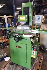 Surface Grinder Royal 618m Precision Hand Feed Surface Grinder Never Used