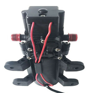 Diaphragm High Pressure Self Priming Agricultural Electric Sprayer Wate