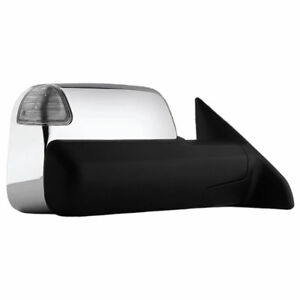 New Passenger Side Towing Mirror For Dodge Ram Ram 1500 2500 3500 2009 2012