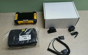 Trimble Yuma Tablet 69560 00 W Case Charging Station Data Cable