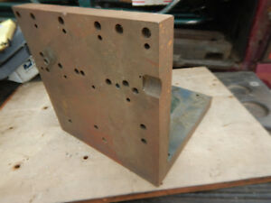 Made In Japan 10 X 10 X 10 Angle Plate Machinist Jig Fixture Tooling