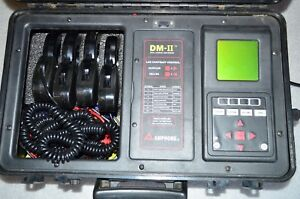 Amprobe Dm ii Datalogger Recorder For 1 Or 3 Phase
