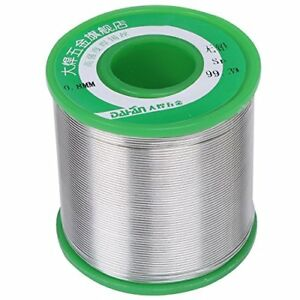 Dahan 1 Pound Lead Free Solder Wire Sn99 3 Cu0 7 With Rosin Core For Jewelry And