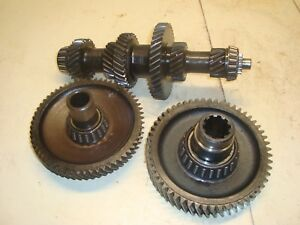 Ford 900 Tractor 5 Speed Transmission Gears 600 800