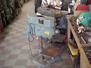 Wilton Drill Press Model 2708 And Rockwell 15 080 Local Pick Up Only M151