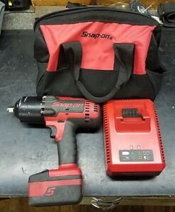 Snap On 1 2 Cordless Impact Wrench