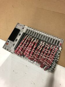 Texas Instruments System 505 Plc Controller 9 Input 6out remote 8in freeship