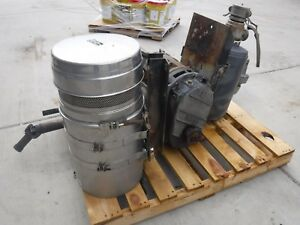 T855 Tuthill Transport Blower Complete Assy