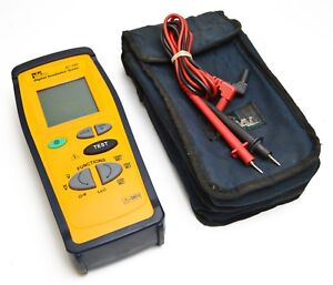 Ideal 61 795 Digital Insulation Tester Free Shipping