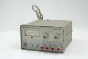 Hp 6234a Dual Output Dc Regulated Power Supply 25 50vdc
