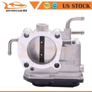 Throttle Body Assembly For 2007 2008 2009 Toyota Camry 4 Cyl 2 4l 67 8001