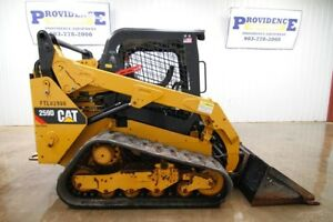 2014 Caterpillar 259d Track Skid Steer Loader Orops Float Control