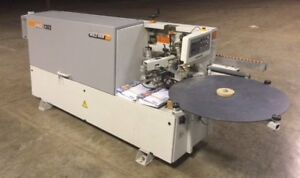 Holzher Uno 1303 Edgebander Single Sided 3mm Single Phase 220v Machine