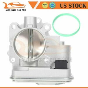 Throttle Body Assembly For 2007 2017 Jeep Compass Patriot L4 2 0l2 4l 4891735ac