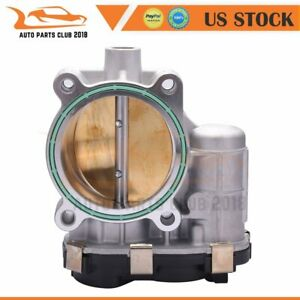 Throttle Body Assembly Fits Buick Lucerne Chevy Equinox Pontiac G6 67 3002