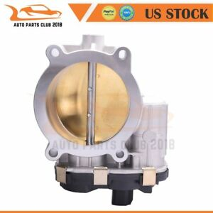 Throttle Body Assembly For Escalade Sierra Silverado Camaro Corvette 67 3013