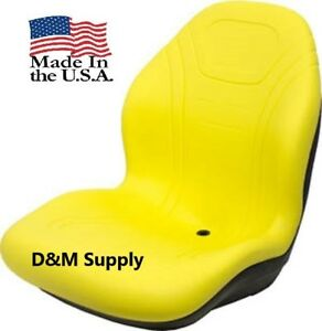 To Fit John Deere Tractor Seat 4210 4310 4410 4510 4610 4710 3120 3320 3520