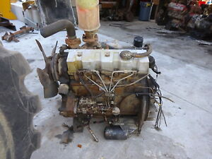 Continental Tmd27 Diesel Engine Runs Exc Video Welder Sprayer Tmd 27