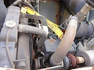 John Deere 4024t Turbo Diesel Engine Power Unit Runs Mint 2 4 4024
