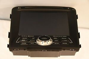 2012 2013 Hyundai Sonata Xm Hd Radio Gps Navigation Bluetooth Mp3 Cd Player Oem