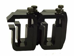 G 1 Clamp For Mounting Truck Cap Camper Shell Short Bed Pickup Black Other