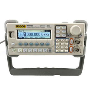 Branded Rigol Dg1022u 2 Channel 25 Mhz Function Waveform Signal Generator New
