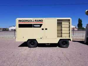 Ingersoll Rand Compresor 1600 Cfm Cummins Diesel Engine