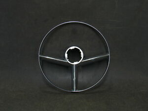1953 1954 Mercury Accessory Steering Wheel Horn Ring