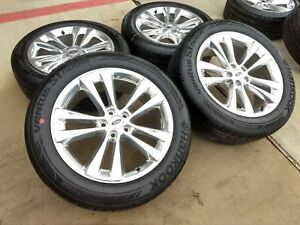 20 Ford Explorer 2018 2019 Limited Oem Wheels Rims Tires 96253 2016 2017 New