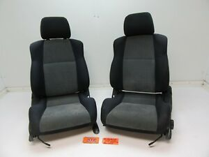 Celica Gt Front Bucket Car Seat Seats Head Rest Left Right Manual Street Rod