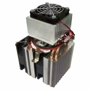 12V 20A DIY Electronic Semiconductor Refrigerator Radiator Cooler Mini Air Condi
