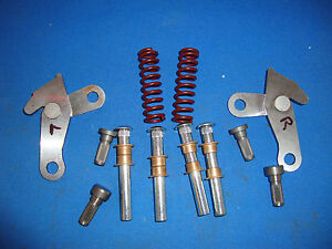 New Upper Lower Door Hinge Rebuild Kit Lh Rh 60 61 1962 1963 1964 Falcon Comet
