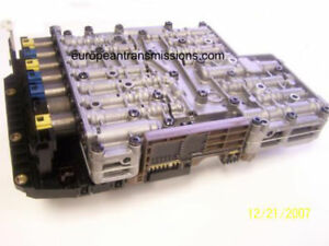 Zf 6hp28 Remanufactured Mechatronic Unit For Bmw Series