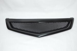 Front Mugen Style Grille For Acura 06 08 Tsx Honda Accord Euro Cl Cm 06 07