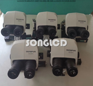 Olympus Microscope Body Sz61 With Eyepices 90 new Via Dhl Or Ems