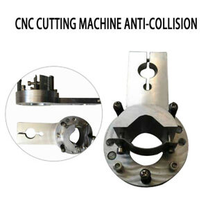 Anti collision Flame plasma Torch Clamp Holder Metal For Cnc Cutting Machine New