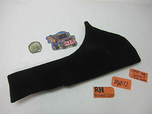 99 3000gt Passenger Side Console Interior Trim Mb604641 Right Carpet Cover Seat