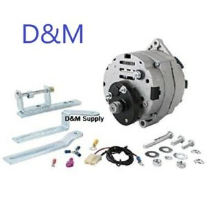 12v Alternator Conversion Kit For Ford 3 Cyl Tractor 2000 3000 4000 5000 7000