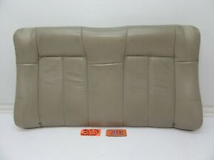 00 03 Solara Convertible Rear Seat Back Seat Upper Top Car Left Right Side Back