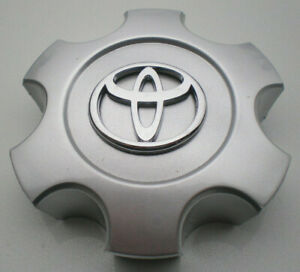 2003 2007 Toyota Sequoia Tundra Painted Silver Replacement Center Cap