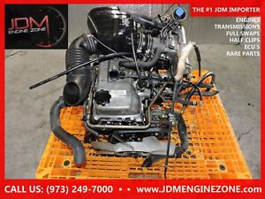 1997 2003 Toyota 4runner Tacoma T100 2 7l 3rz fe Jdm Engine W Free Home Shipping