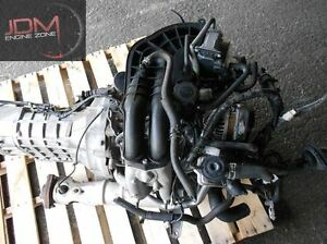 2004 2008 Mazda Rx 8 1 3l 13b 4 port Rotary Jdm Engine 5 Speed Manual Trans