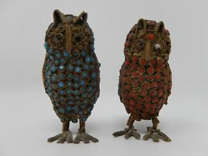 Couple Of Old Owls