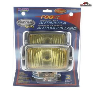 Blazer Cw1075km Fog Light Kit Amber New