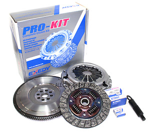 Exedy Pro Kit Clutch Flywheel For Acura Integra Civic Cr V 1 8l B18 2 0l