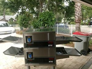 Pizza Oven Wow Middleby Electric Double Stack Oven Excellent Condition