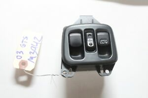 2003 Toyota Celica Gts At Window Lock Switch M3942